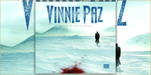 New Music: Vinnie Paz – Keep Movin'On  